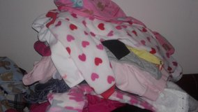 3to 6 6 to month Infant girl clothing winter lot bulk! 40 plus pieces and more in Fort Riley, Kansas