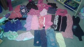 12 Months girl winter lot bulk.. $30.00 for all!! in Fort Riley, Kansas