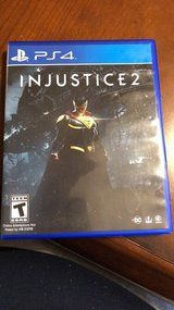 PS4 Injustice 2 in Fort Campbell, Kentucky