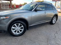 2006 infiniti FX35 in Bellaire, Texas