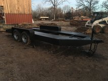 16' Steel Equipment Trailer Dovetail 10k in Rolla, Missouri