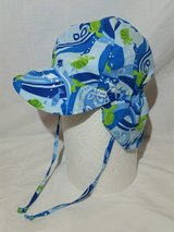 i Play - Toddler Sun Protection Hat - Turtle Pattern - 2T-4T in Kingwood, Texas