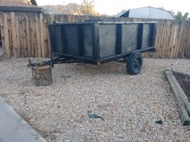 Trailer in Yucca Valley, California