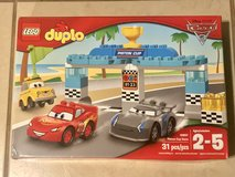 Lego Duplo Pixar Cars Pison Cup Race Set in Travis AFB, California