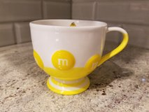 Yellow M & M mug in Bolingbrook, Illinois