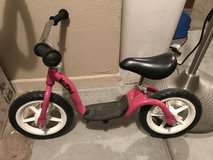 "Kazam 12"" balance bike in Nellis AFB, Nevada"