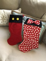 handcrafted stockings. lined! in Beaufort, South Carolina