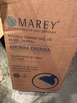 Marey Tankless water heater in Nellis AFB, Nevada