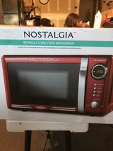 Nostalgia .7 cu ft Microwave New in Nellis AFB, Nevada