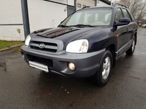 2005 HUYNDAI SANTA FEE turbo diesel *4 X WHEELS DRIVE *NEW INSPECTION in Spangdahlem, Germany