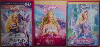 Barbie DVD in Stuttgart, GE