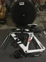 Cervelo P2 kit with rear disk in Fort Leonard Wood, Missouri