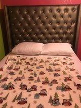 Ashley Queen size bed with mattress in Alamogordo, New Mexico