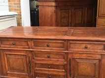 Huge All Wood Buffet in Westmont, Illinois