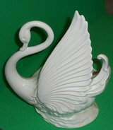 Vintage Swan Vase/Planter/Light - Reduced in Bolingbrook, Illinois