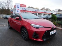 2018 TOYOTA COROLLA SE in Spangdahlem, Germany