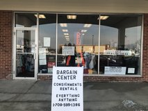 Bargain Center by Lucy Inc in New Lenox, Illinois