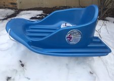 Snow Sled Toboggan Toddler in Naperville, Illinois