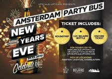 New Years Amsterdam Party Bus in Ramstein, Germany