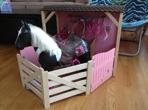 Our Generation Horse + Horse Stable in Bolingbrook, Illinois