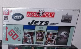 Brand New NY Jets Monopoly Game in El Paso, Texas