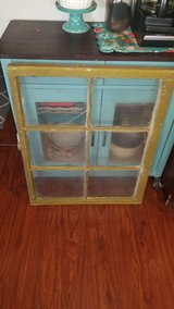 6 panel window. great to put pictures in. I have 6 of them. in Vacaville, California