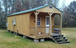 Portable Cabin 12x32 (text or email for more pics) in Leesville, Louisiana