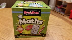 Kids maths brainbox game in Lakenheath, UK