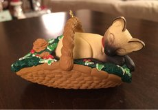 Cat Naps Ornament in St. Charles, Illinois