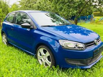 VW Polo only 49.000 km in Spangdahlem, Germany