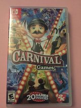 2k Carnival Games (Nintendo Switch) in Camp Pendleton, California