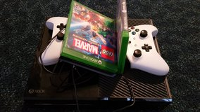 XBOX ONE 500GB WITH 3 GAMES in Wiesbaden, GE