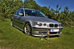 BMW e46 316ti Compact - TUNING CAR ( Perfect Condition ) in Stuttgart, GE