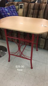 Red Table (New) in Fort Leonard Wood, Missouri