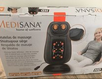Medisana Back Shiatsu massager in Grafenwoehr, GE