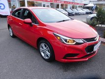 2017 Chevy Cruze LT Automatic in Baumholder, GE