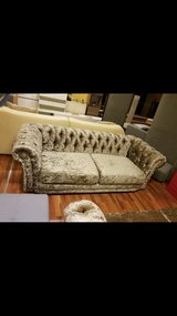 Couch chesterfield brand new in Ramstein, Germany