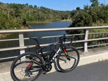 Look 765 Carbon bike F/F/HS/stem only in Okinawa, Japan