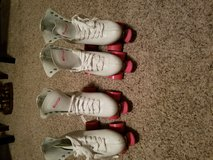 2 pair of size 9 skates for girls in Amarillo, Texas