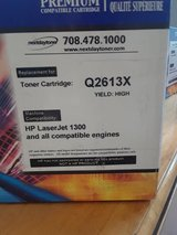 Toner Cartridge Q2613X (New) never opened in Joliet, Illinois
