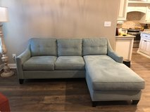 couch with movable chase in Warner Robins, Georgia