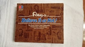 Vintage - Game - Ripley's Believe It or Not in Westmont, Illinois