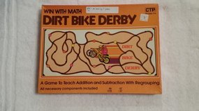Game - Dirt Bike Derby - 1977 in Plainfield, Illinois