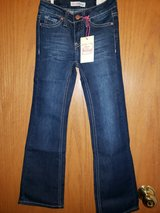 girls jeans sz.7slim new w/tags in bookoo, US