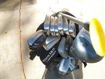 golf clubs w/bag in Warner Robins, Georgia