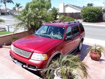 2004 FORD EXPLORER EDDIE BAUER in Camp Pendleton, California
