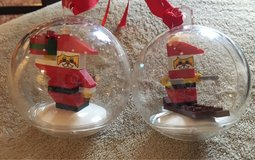 Lego Ornaments in St. Charles, Illinois