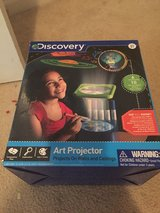 discovery art projector toys games for sale on robins bookoo