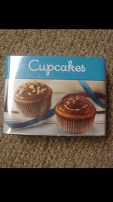 Cupcake Recipe Tin - BNIB in Glendale Heights, Illinois