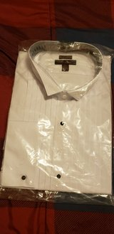 Brand New Tuxedo Shirt in Wilmington, North Carolina